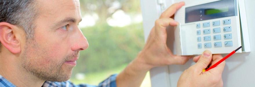 Les principes de fonctionnement d'une alarme anti intrusion