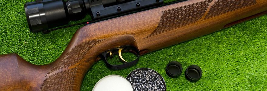 Le tir sportif : choisir la bonne carabine
